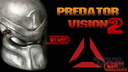 Predator Vision 2 - дополненная реальность