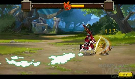Rage Of Empire – стратегия с примесью РПГ для Android