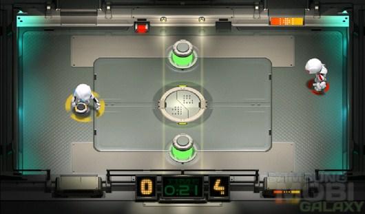 Taumi - Disc Challenge – робо-аэрохоккей для Android
