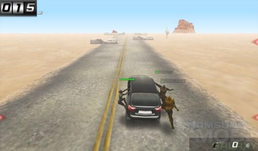Zombie Highway – скорый отъезд из города зомби для Android