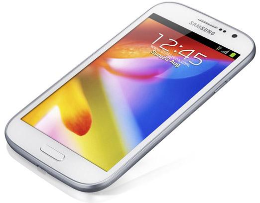 Samsung Galaxy Grand внешний вид