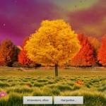 Autumn Trees Live Wallpaper – красавица осень для Android
