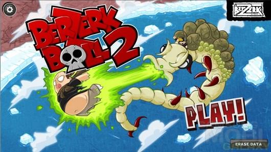 Berzerk Ball 2 – кровавый пуск для Android