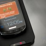 Ново запатентованная технология беспроводной зарядки ожидается в Samsung Galaxy S4
