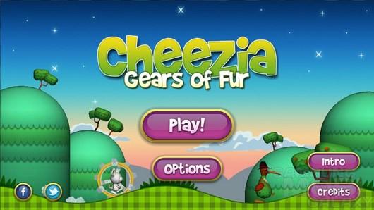 Cheezia Gears of Fur – мышиная погоня для Android