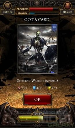 Dark Abyss – карточная РПГ для Android