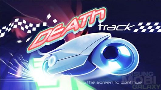 Death Track – мотогонки будущего для Android