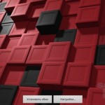 Digital Flux Live Wallpaper – оживленные кубы для Android