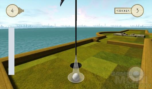 Gatsby Golf – реальный гольф для Android