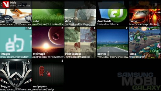 Hide Pictures in Vaulty – защита личных фотографий и видео для Android