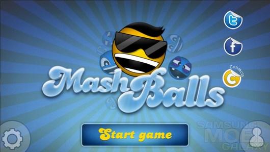 Mashballs – шаровая головоломка для Android