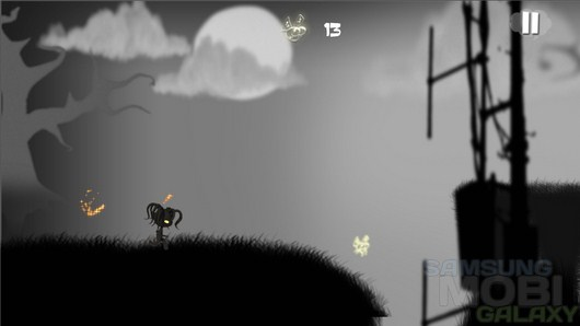 Moonlight Runner – прогулка со светлячками для Android