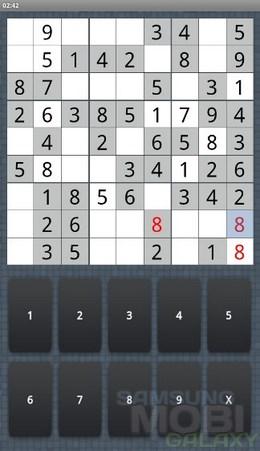 Sudoku Classic – наборы судоку для Android