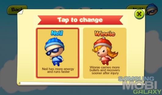 Turbo Kids – быстрые пупсики для Android