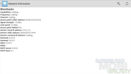 WiFinspect [Root] – информация касаемо подключения для Android