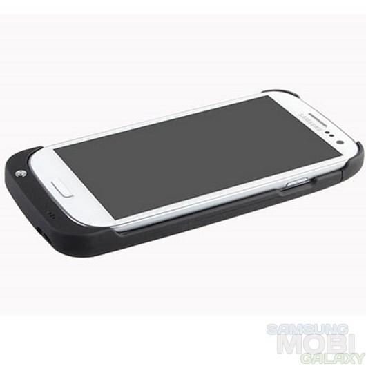 Новый защитный корпус для Galaxy S3 с дополнительным питательным элементом