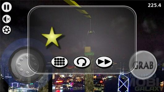 101 Crane Missions – управление краном для Android