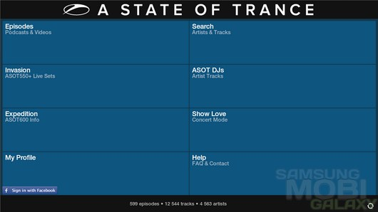A State Of Trance Unofficial – в ритме с ASOT для Android