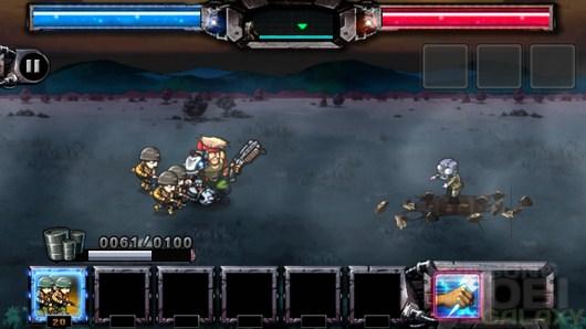 Army VS Zombie – армейцы против зомби для Android