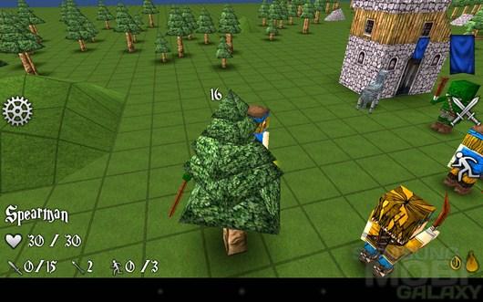 Battles And Castles – сражения средневековья для Android