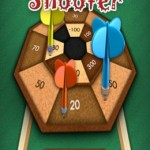 Crazy Dart Shooter – кидаем дротики для Android