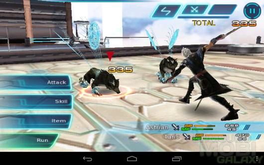 Eternal Legacy HD – в поиске примирения для Android