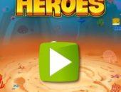 Fish Heroes – рыбные баталии для Android