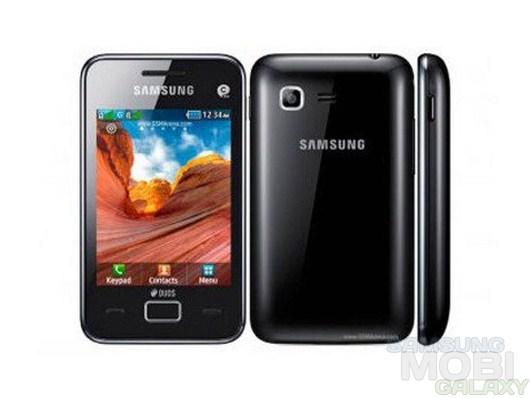 Компания Samsung готовит к выпуску Galaxy Star