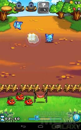 Grow Away – овощи против химии для Android