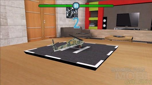 Helidroid Battle 3D RC Copter – вертолетные сражения для Android