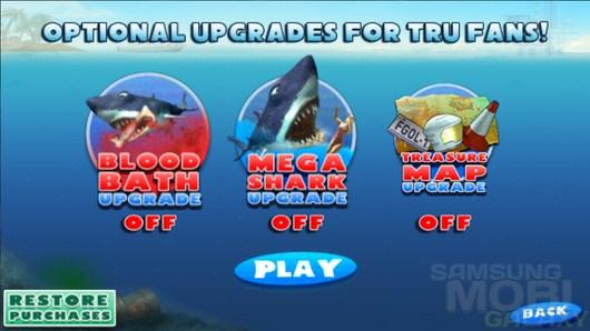 Hungry Shark. Part 2 – голодная акула для Android