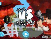 Jack Vs Ninjas – юнец против ниндзя для Android