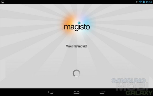 Magisto - Magical Video Editor – видео композиции для Android