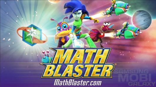 Math Blaster HyperBlast 2 – футуристические байки для Android