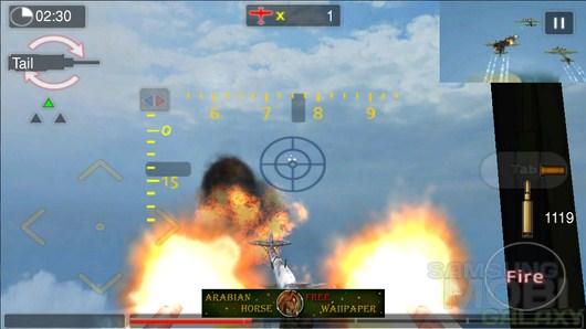 Medal of Gunner – летчик-наводчик для Android