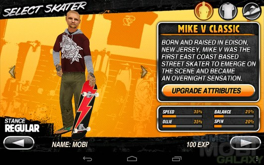 Mike V: Skateboard Party HD – в ритме скейтеров для Android