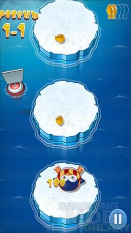 Penguin Jump: Ice Racing Saga – арктическое путешествие для Android