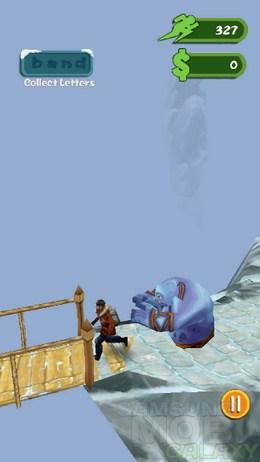 Pyramid Run 2 – побег от снежного человека для Android