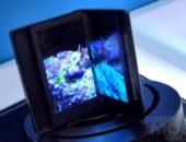 Новый Samsung Galaxy Q двумя AMOLED дисплеями покажут на MWC