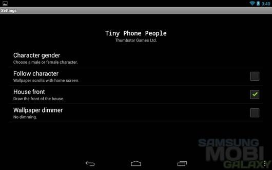 Tiny Phone People – веселая жизнь для Android