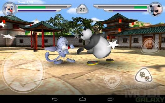 UNIFIGHT – чемпионат единоборств для Android