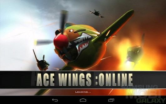 Ace Wings: Online – воздушные баталии для Android