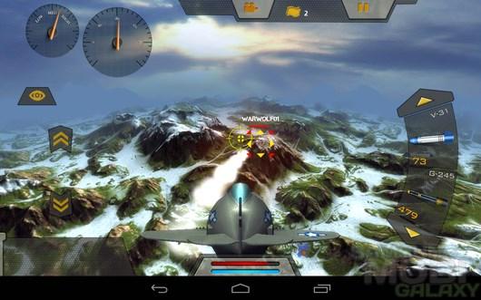 Ace Wings: Online – воздушные баталии для Android
