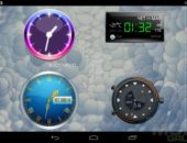 Beautiful Clock Widget – виджеты часов для Android