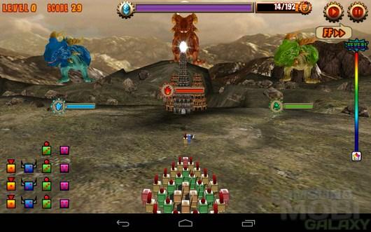BitsBits Dragon – подвластные драконы для Android