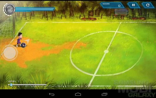 Bola Kampung RoboKicks – робото-футбол для Android