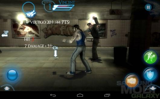 Brotherhood of Violence – смертельное братство для Android