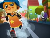 Crazy Running – побег из детского сада для Android
