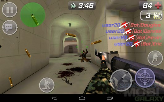 Critical Missions: SWAT – спецотряд уничтожения для Android
