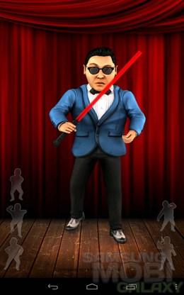 Говорящий PSY – мировая звезда для Android